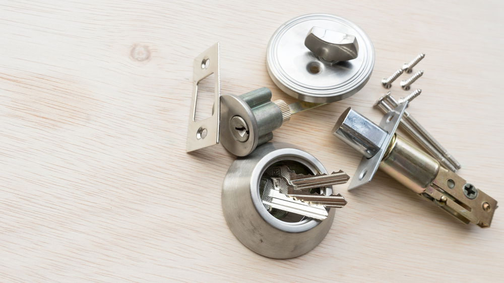 Locks Changing